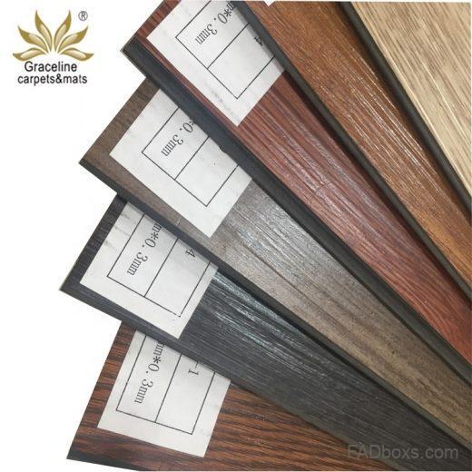 Pavimento finto legno PVC fadboxs