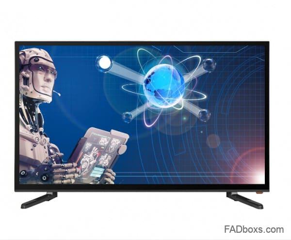 TV 32 pollici fadboxs