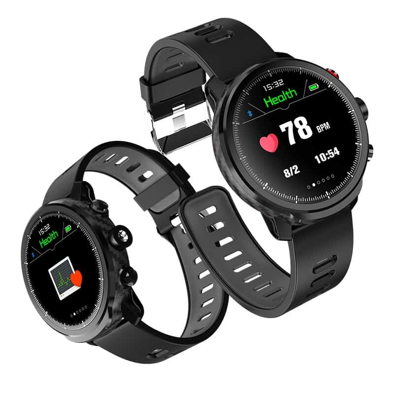 Men's Sports Smart Watch with Heart Rate Monitor