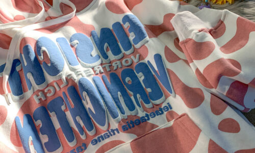2021 felpe con cappuccio grafiche con stampa mucca coreana Streetwear adolescenti abiti Harajuku coppie donna autunno top moda kawaii