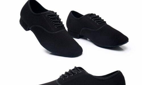 Scarpe da ballo professionali da uomo scarpe da ballo moderne per interni all'aperto scarpe da ballo latino Tango
