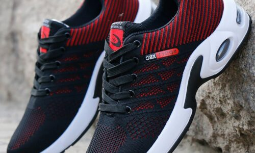 Scarpe vulcanizzate Sneakers maschili 2019 moda estate Air Mesh zeppe traspiranti Sneakers per uomo Plus Size erf56